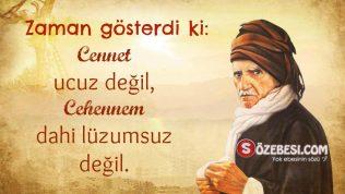Said Nursi Sözleri
