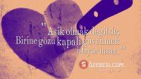 Aşık Edici Sözler
