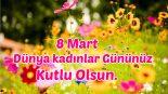 Kadınlar Günü 8 Mart