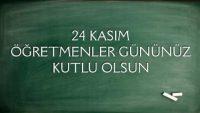 24 Kasım Öğretmenler günü şiirleri | En anlamlı öğretmenler günü 2, 3, 4 kıtalık şiirler…