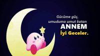 Anneye En Güzel İyi Geceler Mesajları