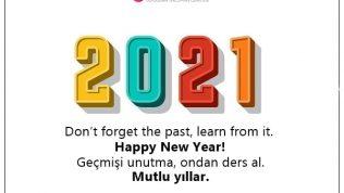 İngilizce Yeni Yıl Mesajları, İngilizce Yılbaşı Mesajları