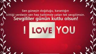 14 Şubat Sevgililer Günü Mesajları