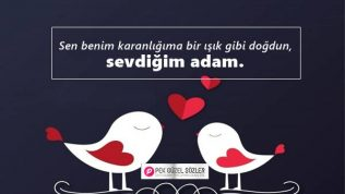 Erkeğe Sevgililer Günü Mesajları – Çok İyi Sözler