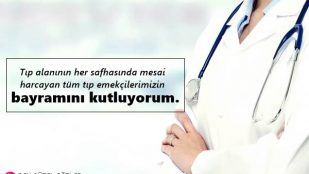 Tıp Bayramı Sözleri, Tıp Bayramı Mesajlar