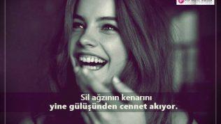 Gülmek İle İlgili Sözler, Sevgiliye Gülüşle İlgili Sözler