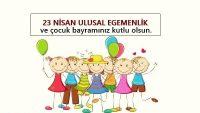 23 Nisan Çocuk Bayramı Mesajları