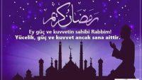 Ramazan Duası, Türkçe Arapça Ramazan Duası