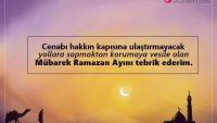 Ramazan Sözleri, Ramazan Ayı Sözleri, Ramazan Mesajları