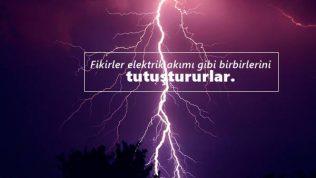 Elektrik İle İlgili Sözler – Çok İyi Sözler